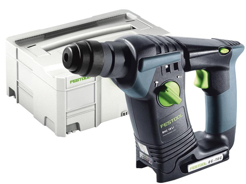 festool bhc 18 li basic 18v cordless hammer drill bare unit sys 2 t loc powerpoint northern ltd. Black Bedroom Furniture Sets. Home Design Ideas