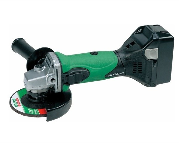 Hitachi G18DSL/JJ Cordless 115mm Angle Grinder 18v 2 x 5.0Ah Li-Ion
