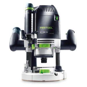Festool OF 2200 EB-Set GB 240V 574395