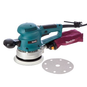 "Makita BO6030 Random Orbit Sander 6"" 152mm 240v"