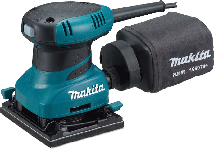 Makita BO4555 Palm Sander Clamp - Hook and Loop 240v