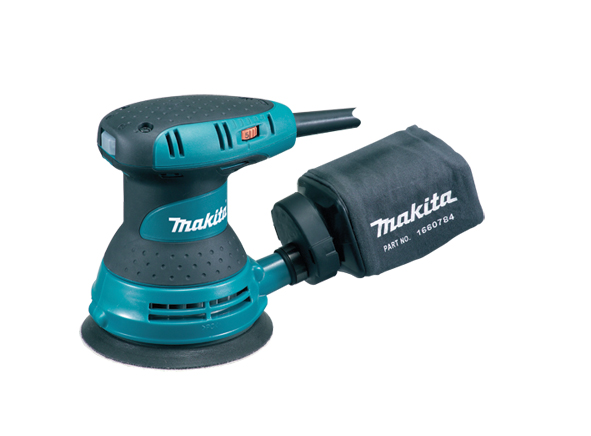 Makita BO5031 125mm Random Orbit Sander 240v