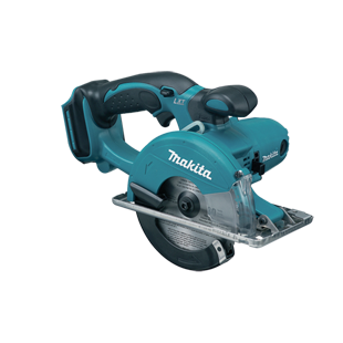 Makita DCS550Z 18v 136mm LXT Metal Cutting Circular Saw Bare Unit