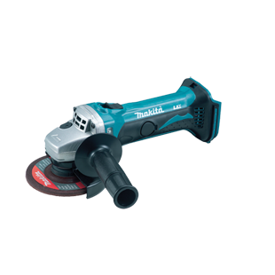 Makita DGA452Z 18v Cordless Angle Grinder LXT 115mm Body Only (No Batteries)