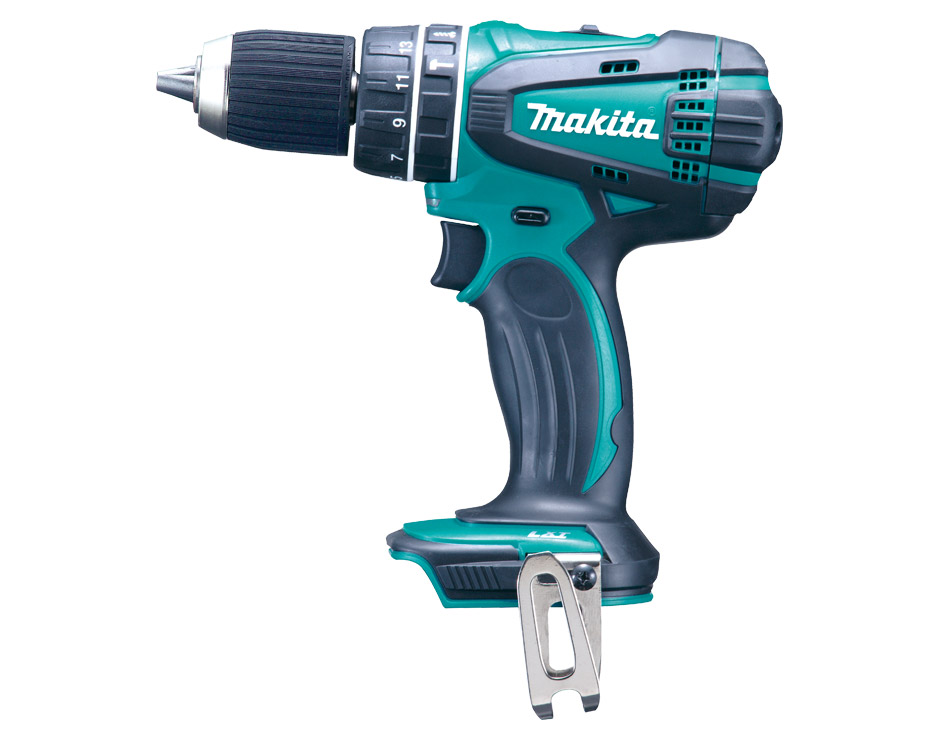 Makita DHP456Z 18V Li-ion Combi Drill (Body Only)