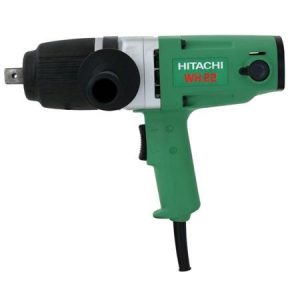"Hitachi WH22 Impact Wrench 19mm 3/4"" Square Drive 240v"
