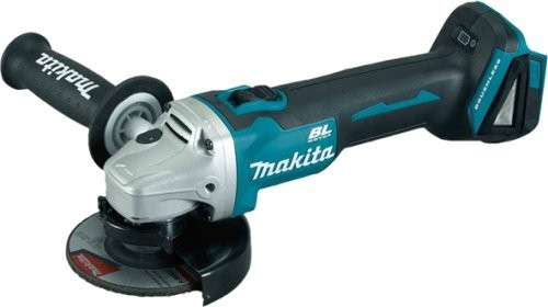 Makita DGA504Z Brushless Angle Grinder 125mm 18v BODY ONLY