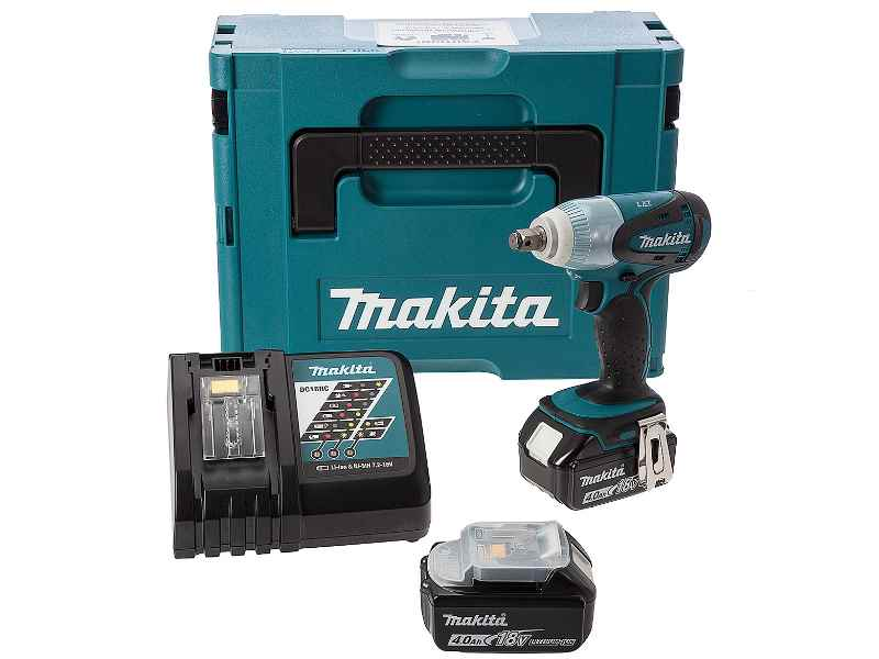 Makita DTW251RMJ 18V Impact Wrench LXT Kit