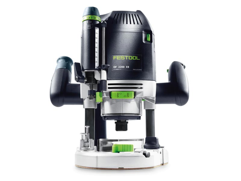 Festool OF 2200 EB-Set GB 240V 574395